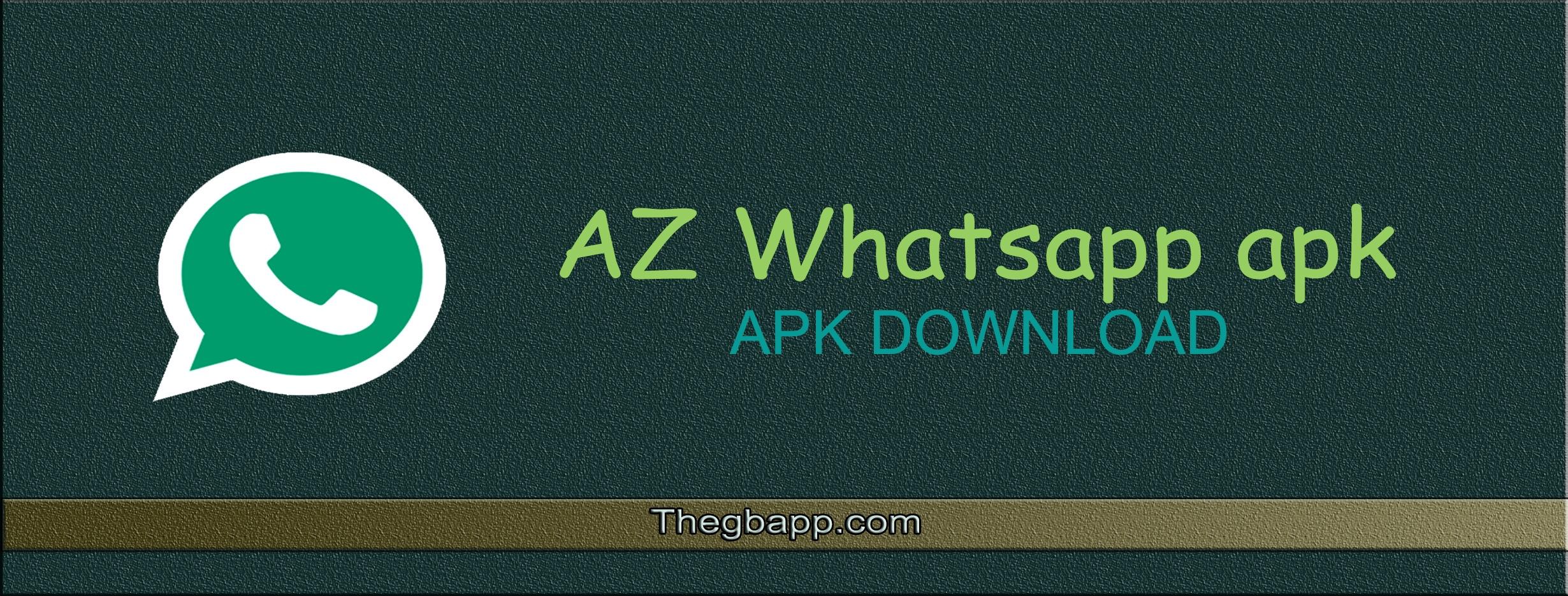 AZ Whatsapp apk