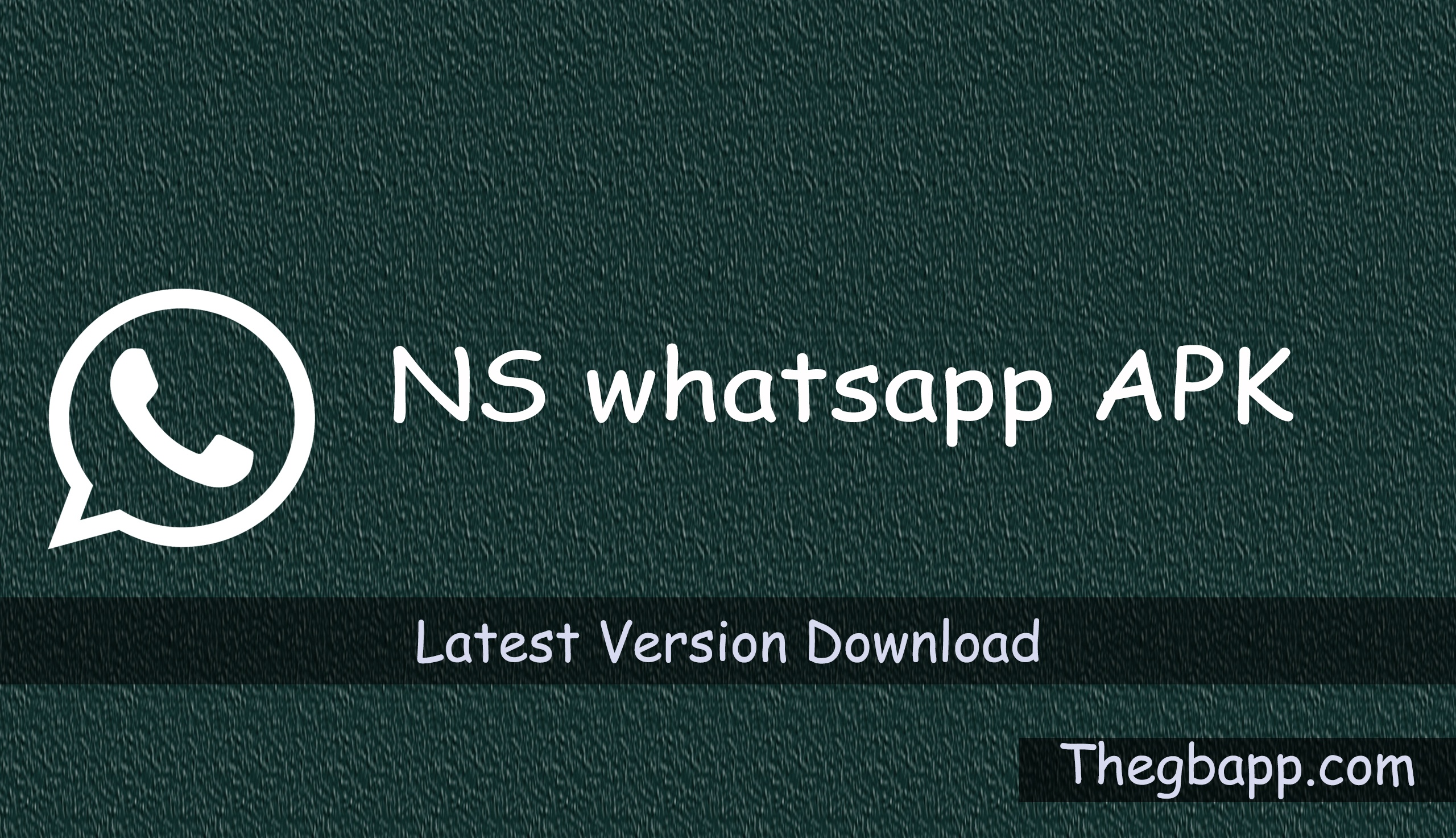 NS whatsapp APK