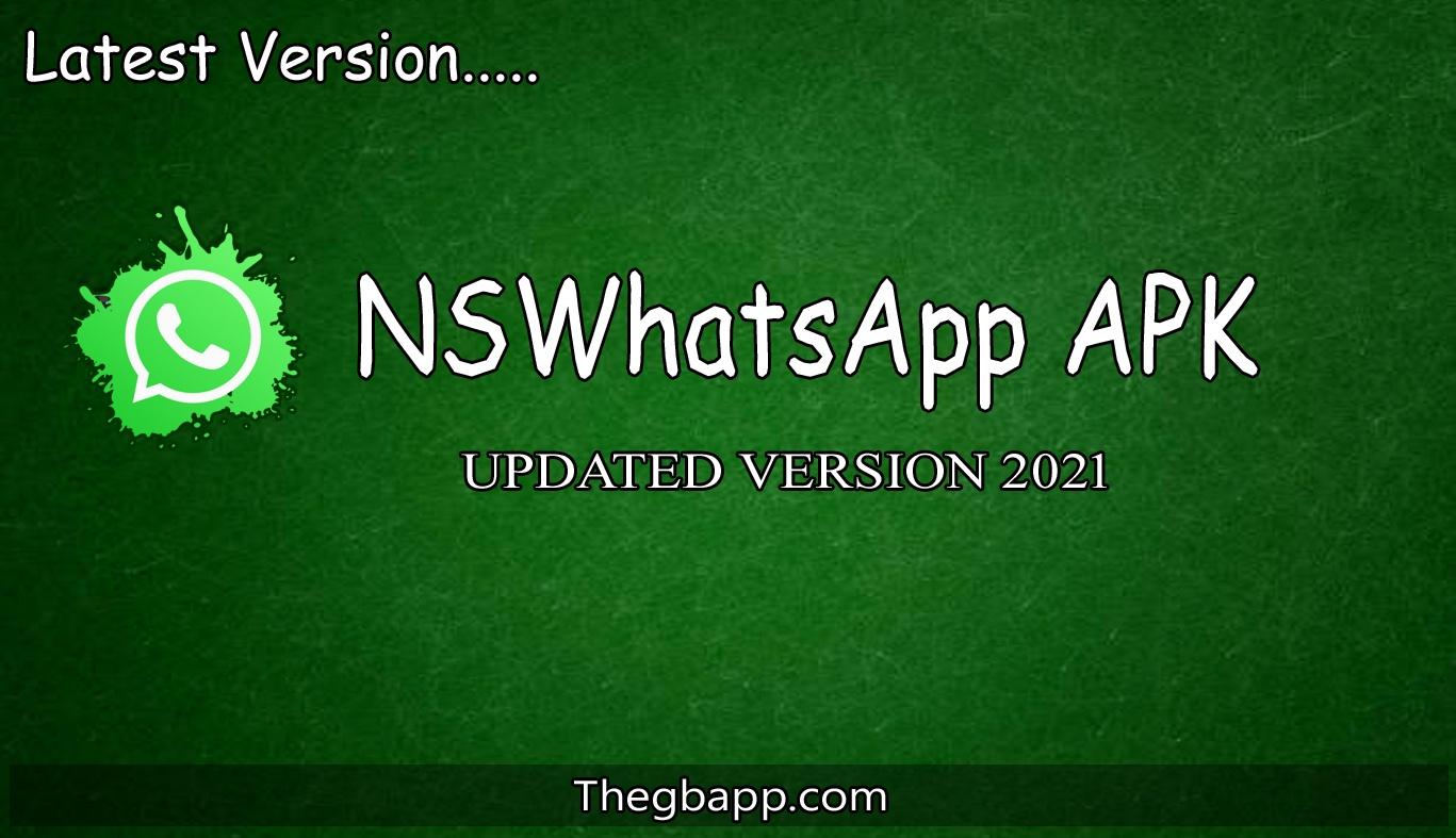 NSWhatsApp APK