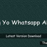 YoWhatsapp APK Download button