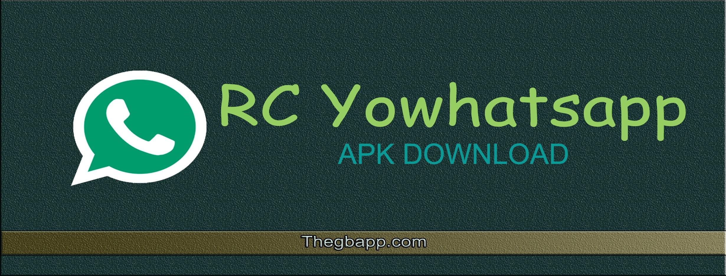 RC Yowhatsapp
