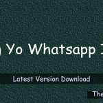 Yo Whatsapp IOS (YOWA) Latest Version 8.9 Download