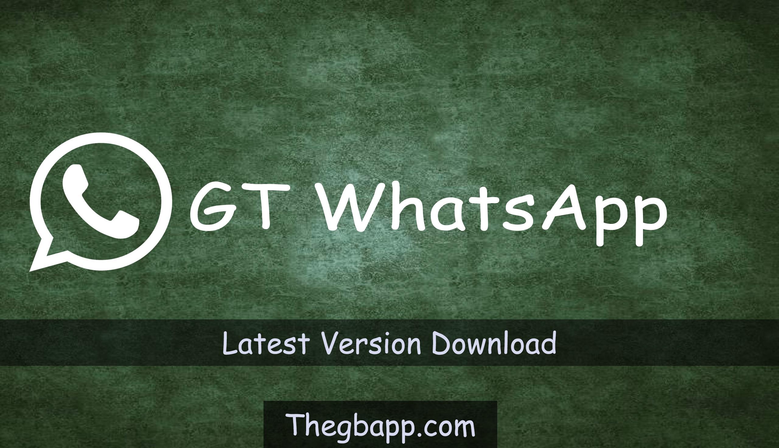 GT WhatsApp