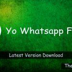 Yo Whatsapp For PC, Windows & Mac - Free Download 2021